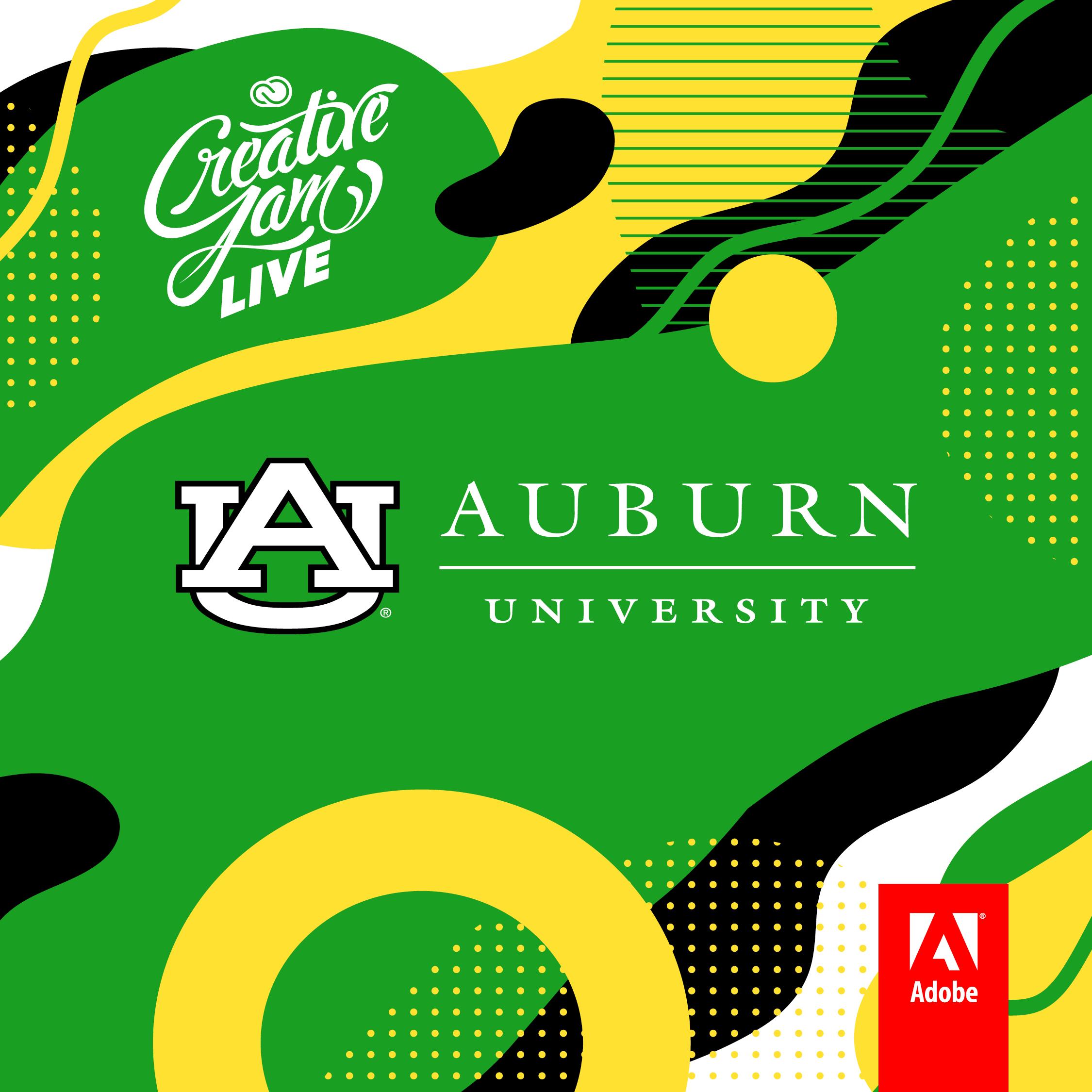 Auburn Creative Jam
